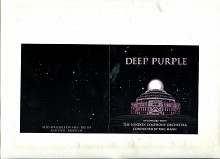 Продам 2 СD's Deep Purple «In Concert with The London Symphony Orchestra» 1999