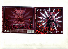 Продам CD Ella Fitzegerald «Collection vol. 2» – 2005