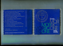 "Продам CD Enio Morricone ""New Works"" – 2001 + 1 bonus track"