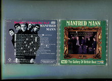 Продам CD Manfred Mann – 1963 – 1966. The Gallery Of British Beat Vol. 5 Projector Music Series