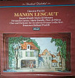 Пластинки G. Puccini - Manon Lescaut 2LP + box (Decca, 1960, Germany)