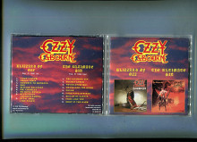 "Продам CD Ozzy Osbourne ""Blizzard Of Ozz"" – 1980 / ""The Ultimate Sin"" – 1986"