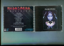 "Продам CD Phenomena ""Phenomena"" – 1984 + 2 bonus tracks"