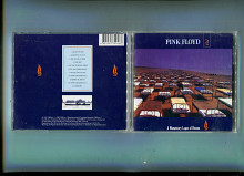 "Продам CD Pink Floyd ""A Momentary Lapse Of Reason"" – 1987"