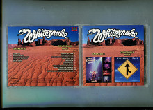 "Продам CD Whitesnake – David Coverdale's ""Snakebite"" – 1978/ Coverdale, Page – 1993"