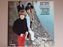 The Rolling Stones ‎– Big Hits (High Tide And Green Grass) (London Records ‎– NP-1, US) NM-/EX+