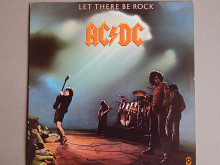 AC/DC ‎– Let There Be Rock (ATCO Records ‎– SD 36-151, Canada) EX+/NM-