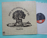 Traffic - John Barleycorn Must Die 1970 / United Artists ‎– UAS 5504 , orig. !