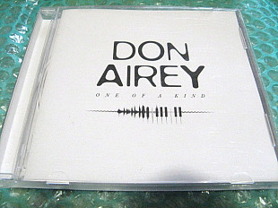 "CD Don Airey ""One of a Kind"" 2018г. В КОЛЛЕКЦИЮ !!!"