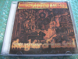 "CD At the Gates ""Slaughter of the Soul"" В КОЛЛЕКЦИЮ !!!"
