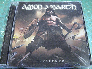 "CD Amon Amarth ""Berserker"" 2019г. В КОЛЛЕКЦИЮ !!!"