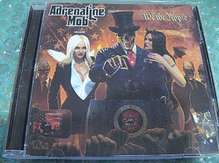 "CD Adrenaline Mob ""We the People"" 2017г. В КОЛЛЕКЦИЮ !!!"