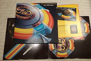 ELO - Out Of Blue 2LP + Конструктор