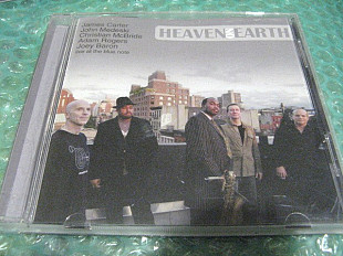"CD Medeski Carter Baron ""Heaven on Earth"" В КОЛЛЕКЦИЮ !!!"