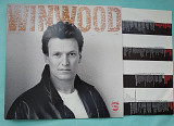 STEVE WINWOOD - ROLL WITH IT /usa , m / m-