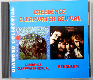 2 в 1 Creedence Clearwater Revival. Creedence Clearwater Revival / Pendulum.