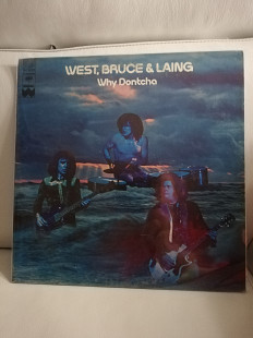 ПластинкаWEST BRUCE&LATNG why dontcha