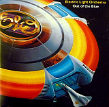 ELECTRIC LIGHT ORCHESTRA - OUT OF THE BLUE -2LP England + POSTER
