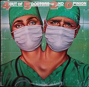 "4 Out Of 5 Doctors ‎ ""2nd Opinion"" - LP."