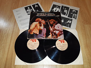 Bee Gees ‎ (Here At Last... Bee Gees ...Live) 1977. (2LP). 12. Vinyl. Пластинки. England.