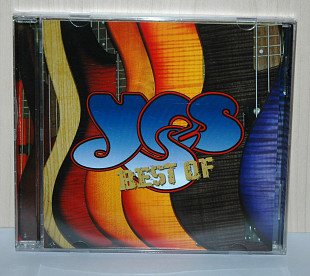 Аудио CD Yes ‎– Best Of