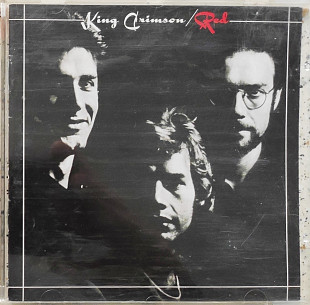 King Crimson - Red. 1974 (Japan - Russia)
