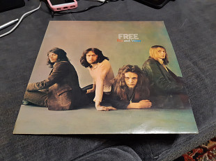 Free/1970/fire and water/island/UK/nm-/ex+