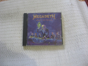 MEGADETH / RUST IN PEACE / 1990
