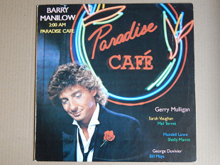 Barry Manilow ‎– 2:00 AM Paradise Cafe (Arista ‎– 206 496Б Portugal) insert NM-/NM-