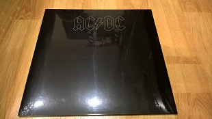 AC/DC (Back In Black) 1980. (LP). 12. Vinyl. Пластинка. S/S. Europe. Sony Music.