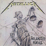 "Metallica ‎  ""...And Justice For All"" - 2008 (1988) - 2 LP"