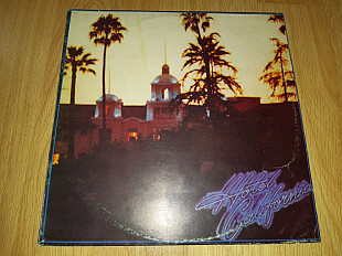 Eagles (Hotel California) 1976. (LP). 12. Vinyl. Пластинка. Poland