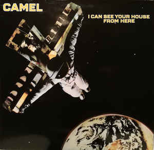Camel I Can See Your House From Here 79 Decca Germany nm- / ex+ . OIS