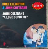 John Coltrane - Duke Ellington & John Coltrane/A Love Supreme.