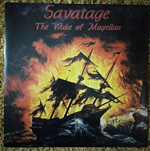 Savatage ‎– The Wake Of Magellan 1997