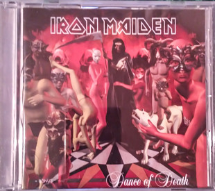 CD IRon Maiden Danse of Death 60 гр