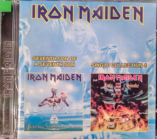 Iron Maiden Seventh Son of a seveth son . Single collection 4