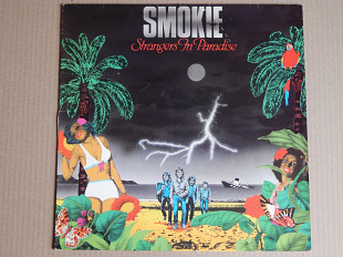 Smokie ‎– Strangers In Paradise (RAK ‎– 1A 064-64743, Holland) EX+/NM-