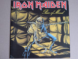 Iron Maiden ‎– Piece Of Mind (EMI ‎– 1A 064-07724, Holland) NM-/NM-