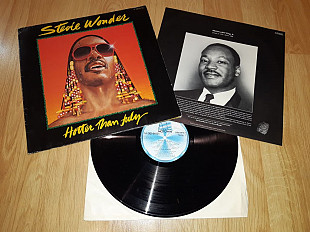 Stevie Wonder ‎ (Hotter Than July) 1980. (LP). 12. Vinyl. Пластинка. Holland.