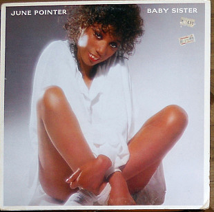 June Pointer – Baby sister (1983)(exThe Pointer Sisters)(made in Germany)