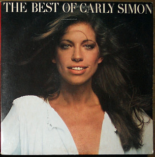 Carly Simon – The best of Carly Simon (1975)(Elektra ‎– 6E-109 made in USA)