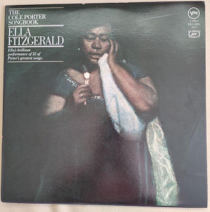 Ella Fitzgerald ‎– Sings The Cole Porter Songbook 2 LP