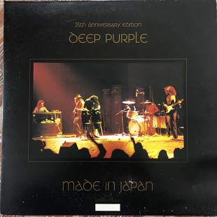Deep Purple ‎– Made In Japan