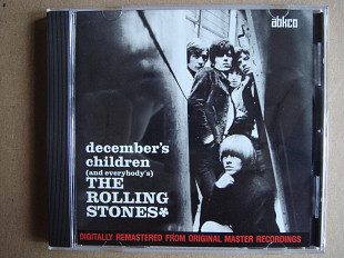 The Rolling Stones ‎– December's Children (And Everybody's) (1966)