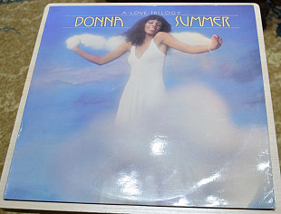 Donna Summer ‎– A Love Trilogy NM-/EX++