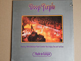 Deep Purple ‎– Made In Europe (Purple Records ‎– 3C 064-98181, Italy) EX+/NM-