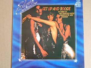 Silver Convention ‎– Get Up And Boogie (Music For Pleasure ‎– MFP 50404, UK) NM-/NM-