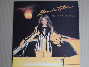 Bonnie Tyler ‎– Natural Force (RCA Victor ‎– PL 25152, UK) insert NM-/NM-