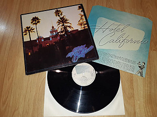 Eagles (Hotel California) 1976. (LP). 12. Vinyl. Пластинка. U.S.A. Оригинал.